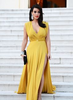 not a kim k fan, but love this dress.