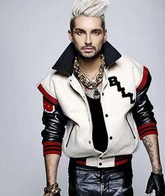 "Bill Kaulitz - ""DSDS"" Photoshooting (2012) : Gebiet Tokio Hotel Honduras Fanclub"