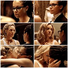 Orphan Black 5x05 parallel: Cosima Niehaus and Delphine Cormier (Cophine)