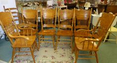 Set of Six Dining Ch