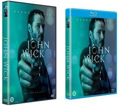 Prijsvragen en acties - John Wick is vanaf 24 maart te koop op dvd en blu-ray. Maar je kunt hem bij ons ook winnen! Wij mogen namelijk 1 blu-ray en 2 dvd's verloten. Doe dus snel mee met onze prijsvraag! Dat kan tot en met 1 april.
