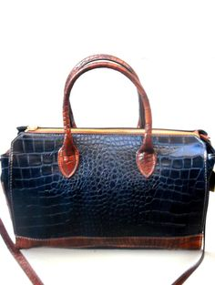 Bolso Sra. Susana (Azul / Blue) via Eldragonfly. Click on the image to see more!