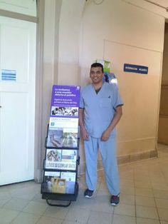 Enrique Olmos Hospital. De oncologia. Argentina.