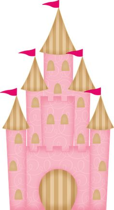 Princesas e Fadas - Minus Princess Crafts, Princess Theme, Princess Birthday, Princess Castle, Diy And Crafts, Paper Crafts, Cute Clipart, Cute Images, Princesas Disney