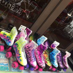 dd6d1d65d8a0 Dancing roller skates Quinceañera Shoes