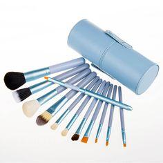 64be8f79a21 27 Best Makeup Brush Sets & Kits images | Makeup brush set, Set of ...