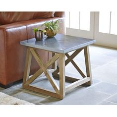 Martin Square Side Table