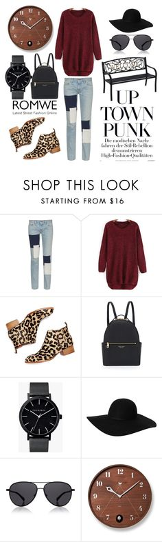 """Uptown Punk"" by tamara-kotoyan on Polyvore featuring Simon Miller, Jeffrey Campbell, Henri Bendel, The Horse, Monki, The Row, West Elm and Hearts Attic"