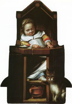 The artwork Dummy board depicting a boy asleep in a high chair - Cornelis Bisschop we deliver as art print on canvas, poster, plate or finest hand made paper. Art Paintings For Sale, Paintings I Love, Very Sleepy, Children Images, Baby Prints, Our Lady, Middle Ages, Folk Art, Medieval