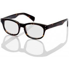 Trendbrille Calgary für Damen und Herren aus stabilem Kunststoff