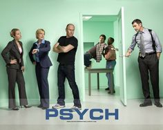 Psych - miss this show so much!