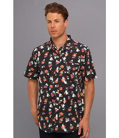 L-R-G Overspray S/S Woven Shirt