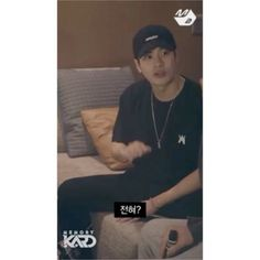 """"""";; Jackson appeared in MEMORY KARD. I love how they're just chilling and having fun talking to each…"""" (Clip)"""