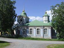Lappeenrannan ortodoksinen seurakunta – Wikipedia