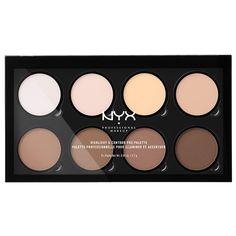 26e NYX PROFESSIONAL MAKEUP Highlight & Contour Pro Palette