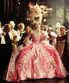 The Phantom of the Opera Costume Design | Minnie Driver as Carlotta from The Phantom of the Opera