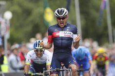 Heinrich Haussler becomes Aussie road race champion
