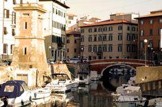 quartiere venezia livorno
