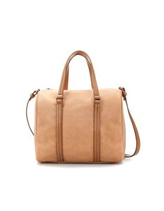 SOFT BOWLING BAG - Handbags - Woman - ZARA