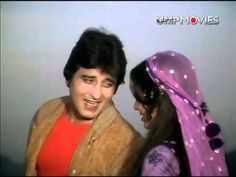 Vinod Khanna, Reena Roy - Saathiya Tu Mere Sapnon Ka Meet Hai (Insaan) -...