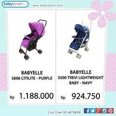 Baru datang kembali... Dapatkan stroller best seller di babylonish.com Segera dapatkan sebelum kehabisan..  Gratis ongkir Jabodetabek.