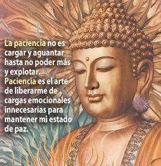 Spanish Phrases, Spanish Quotes, Zen Words, Frases Yoga, Yoga Mantras, Devotional Quotes, Gautama Buddha, Spiritual Messages, Learning To Love Yourself