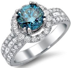 Blue diamond! Wow, I really love it!