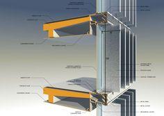 building facade section - Google Search