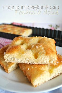 focaccia dolce soffice