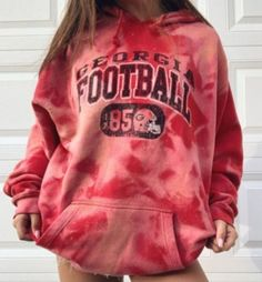 Trendy Hoodies, Cool Hoodies, Grunge Style, Soft Grunge, Grunge Outfits, Fashion Outfits, Tokyo Street Fashion, Tie Dye Outfits, College Hoodies