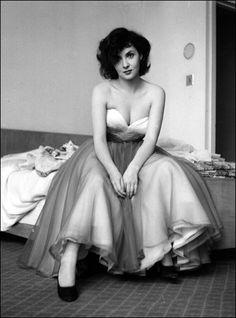 1950s Gina Lollobrigida