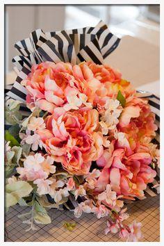 JFLA Bridal(Artificial Flower)Diploma Class.ブライダル(アーティフィシャルフラワー)認定資格のレッスン作品です。2015年ver