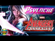 Marvel Avegers Alliance #Psylocke