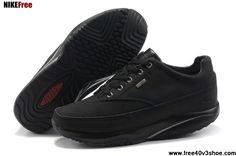 Sale Discount Women MBT Kitabu GTX Black Shoes Casual shoes Store