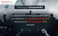 SynapseIndia Training facility in Noida helps B.Tech. and MCA students: Shape a…