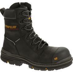 9498fa4c Cat Footwear P90547 Black Mortise 8
