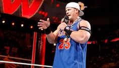 John Cena On Why He Dropped The Doctor Of Thuganomics Gimmick