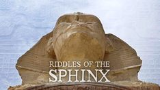 Riddles of the Sphinx -- video