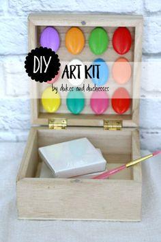 DIY art kit