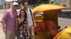 Business Insider sends three U.S reporters to #Havana to experience #Cuba https://cubaholidays.co.uk/news/113626/business-insider-sends-three-us-reporters-to-havana-to-experience-cuba The Business Insider sent three reporters to Cuba recently to see what life was really like out there ahead of the expected influx of U.S travellers following resumed relations between the U.S and Cuba. The journalists headed to the capital Havana to discover the city's delights from meeting locals on the…