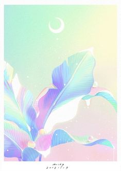 Color obssessed indeed. Rainbow Wallpaper, Kawaii Wallpaper, Cute Wallpaper Backgrounds, Pretty Wallpapers, Galaxy Wallpaper, Arte Do Kawaii, Mermaid Wallpapers, Pinturas Disney, Watercolor Wallpaper