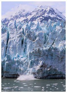 Glacier Bay National Park, Alaska Copyright: Tiffany Liu