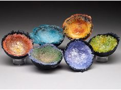 Alison Sigethy's Geodes