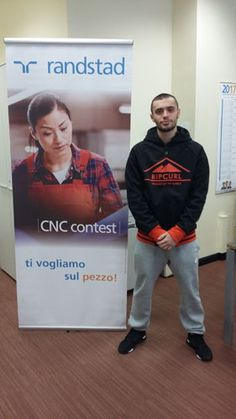 CNC Contest Randstad: tappa di Pescara