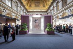 The salon du dessin 2017 paris 22 27 march 22 27 - Salon palais brongniart ...