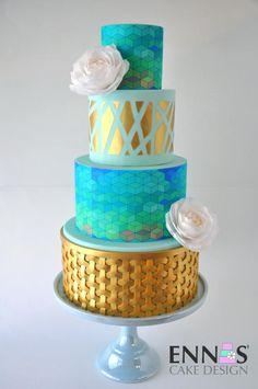 Cake Masters 2016 September issue by Irina - Ennas' Cake Design