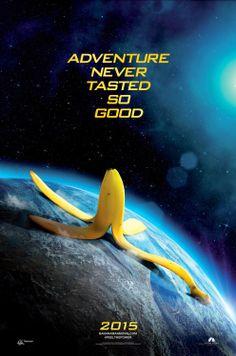 Cumbucão: Bananaman | Filme ganhou o primeiro pôster e possí...