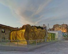 Las Cigarreras de Alicante Cultural Space / Tomás Amat Estudio de Arquitectura