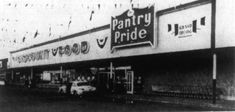 Pantry Pride grocery store