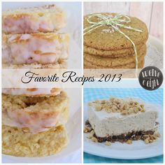 Favorite recipes 2013 - twelveOeight